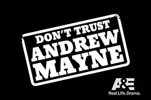 Joke Productions Reality TV: Don't Trust Andrew Mayne on A&E
