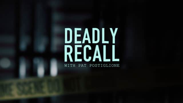 Deadline Hollywood Announces Deadly Recall from Joke Productions
